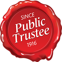 Public Trustee of Queensland logo
