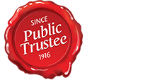 The Public Trustee - 100 year (since 1916)
