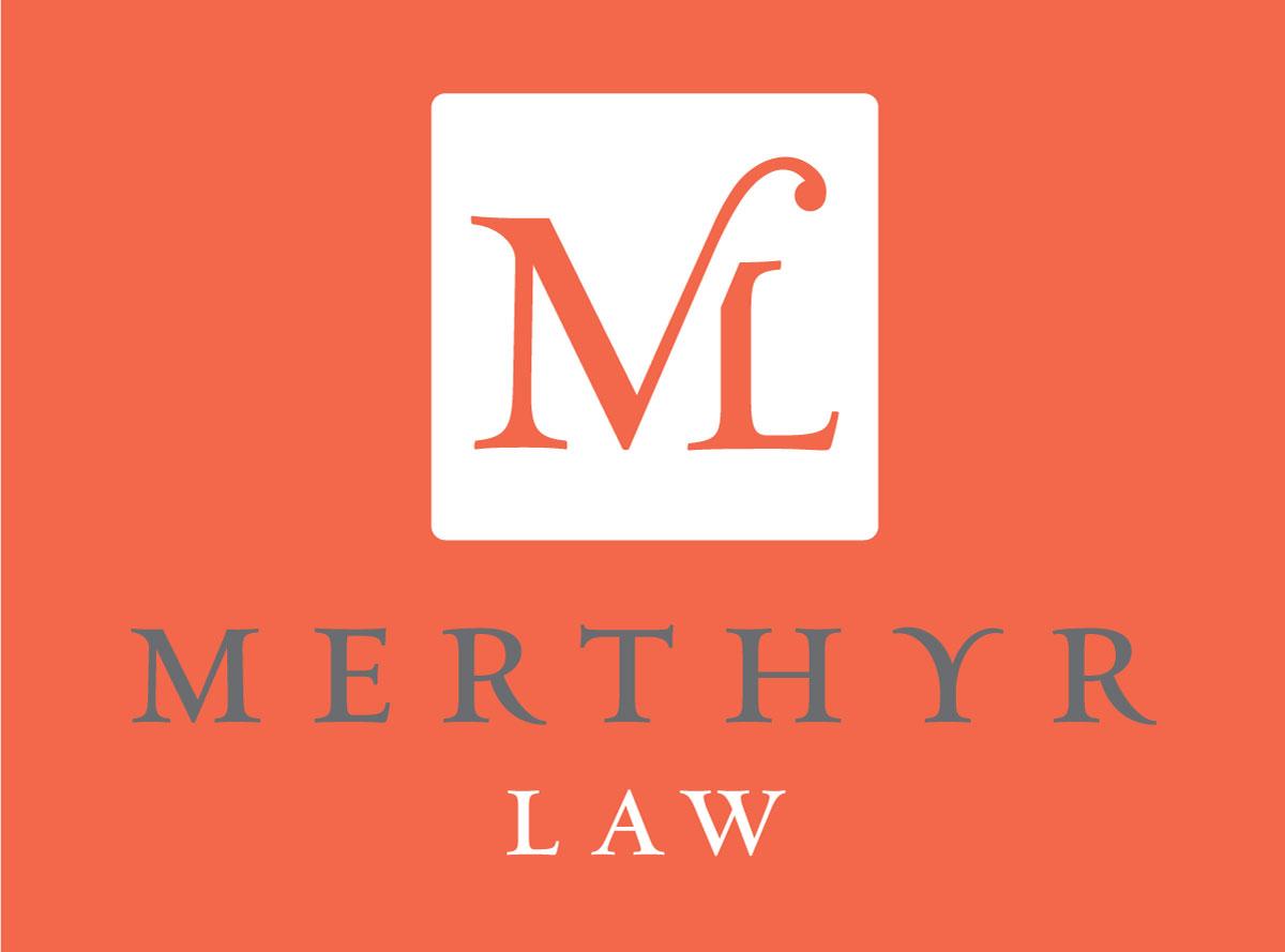 Merthyr Law logo