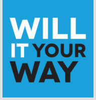 Will it your way logo